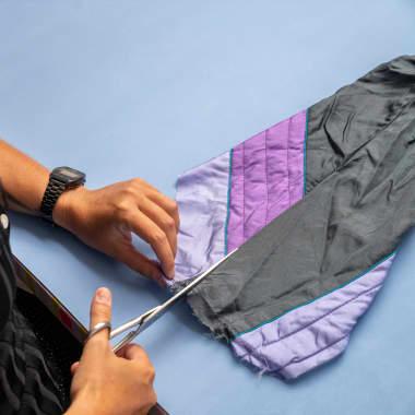 Krizia Robustella's Upcycling Tips to Renew Your Sportswear