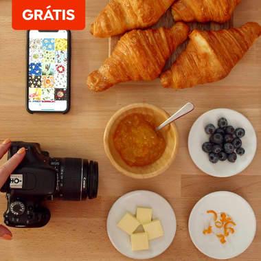 5 aulas gratuitas de fotografia gastronômica