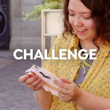 Domestika Challenge: Kseniia Guseva borda un edificio en 30 minutos