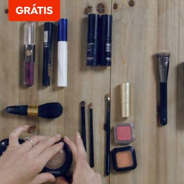 5 aulas gratuitas de maquiagem para sessões de fotos