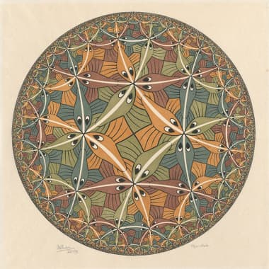 Explore Escher's Engravings in High Resolution