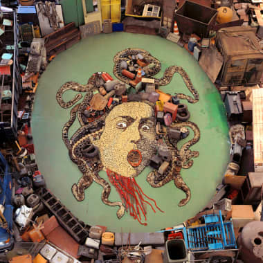 5  Socially-conscious Artists Creating Art Out of Waste