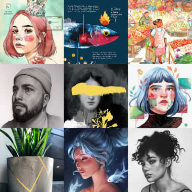 Los 10 proyectos creativos más valorados de 2020 en Domestika