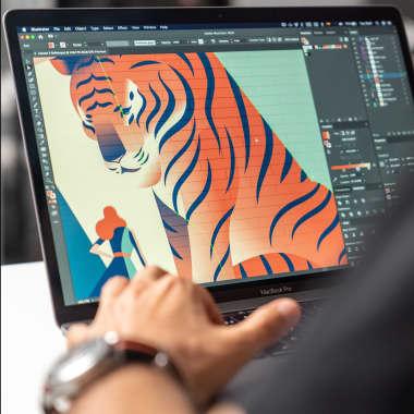 20 tutoriales gratis de ilustración digital para ilustradores
