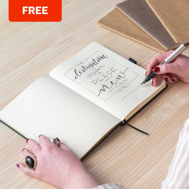 Free Faux Calligraphy Practice Sheets for Beginners