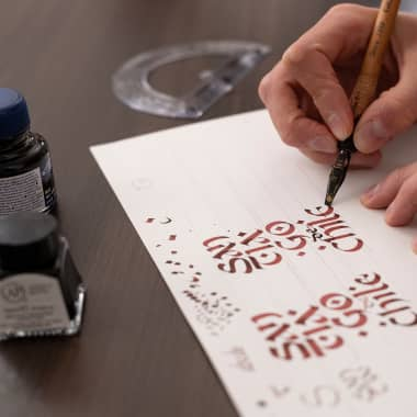 What is Calligraphy and What Materials Do I Need to Get Started?