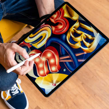 6 Free Tutorials: Lettering and Calligraphy for Beginners