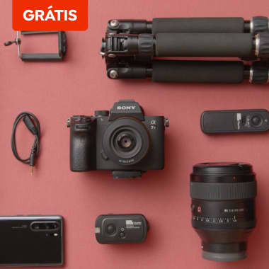 5 aulas gratuitas de fotografia: materiais e equipamentos para uma sessão profissional