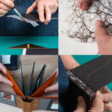 Basic Materials For Your Next Binding Project