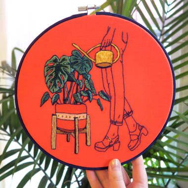 Sourcing Inspirational Images for Your Next Embroidery Project