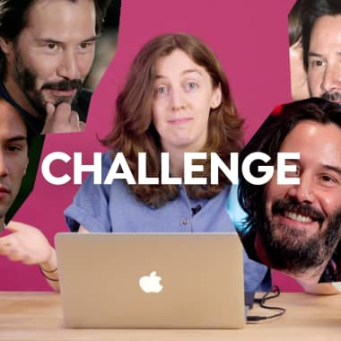 Domestika Challenge: dibuja las múltiples expresiones de Keanu Reeves en 5 minutos