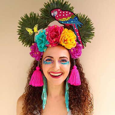 10 accesorios de Carnaval que puedes crear en casa