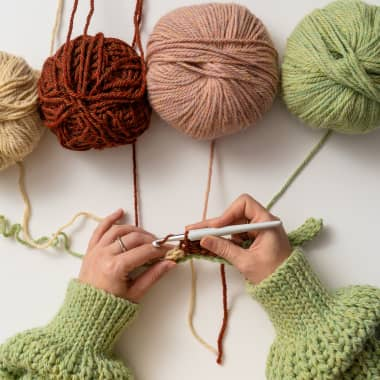 6 Crochet Online Courses to Explore the Technique Possibilities