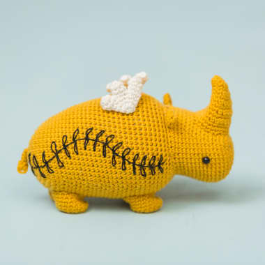 Be Inspired to Create Amigurumi Characters with the Prince of Crochet