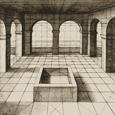 What Are the Rules of Perspective in Drawing?