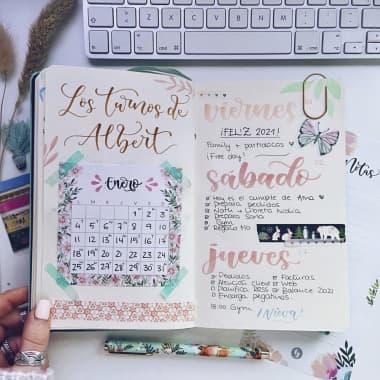 10 Inspirational Bullet Journal Instagram Accounts