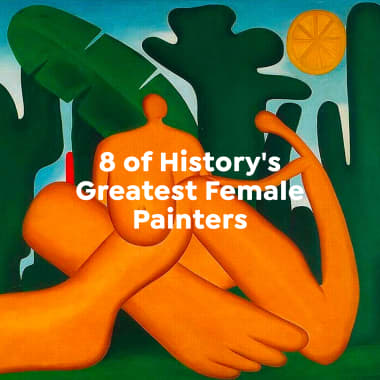 8 Incredible Women Artists who Changed the History of Art
