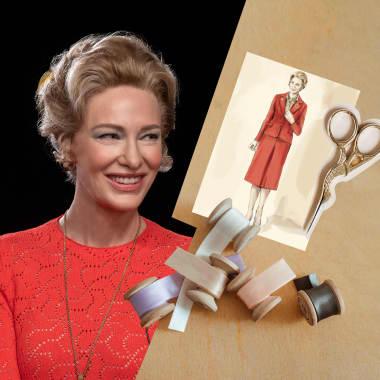 How were Mrs. America's costumes designed?