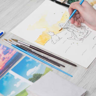 5 Online Beginner Courses for Drawing Manga Characters