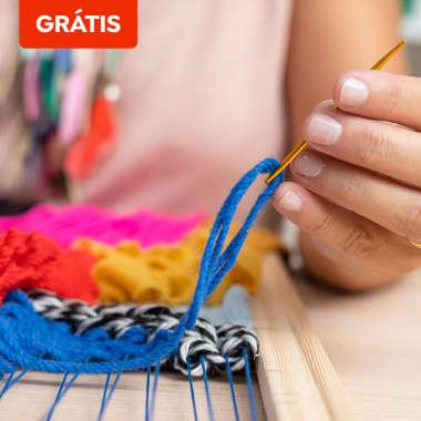 5 aulas online de craft gratuitas: materiais básicos para iniciantes