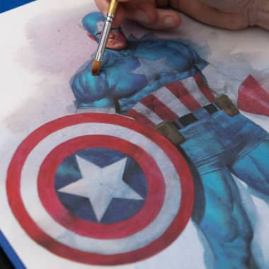 10 Online Courses to Get Started With Acrylic Painting in 2021