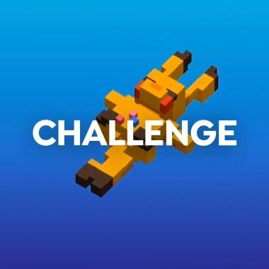 Challenge: crea un Pokémon con voxel art