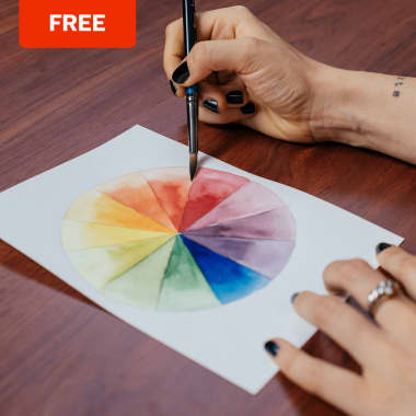 Free Brief Color Theory Guide