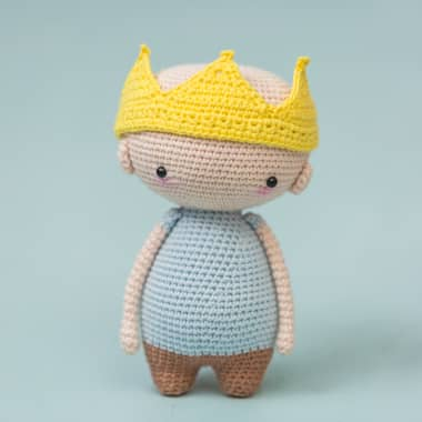 Amigurumi Tutorial: How to Do The Basic Stitches from Scratch