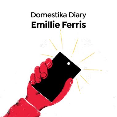 Domestika Diary: Emillie Ferris