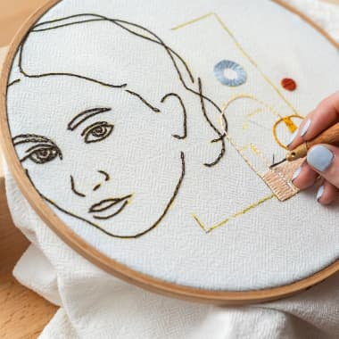 10 Creative Embroidery Online Courses for Beginners