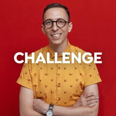 Challenge: ilustrando con el color azul