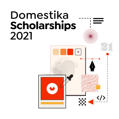 Take Part in Domestika Scholarships and Turn Your Creative Passion Into Your Future