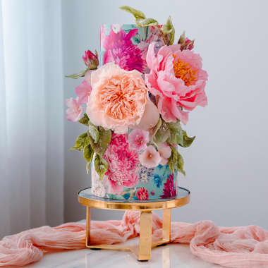 Discover the Incredible Art of Cake Design with Julián Ángel