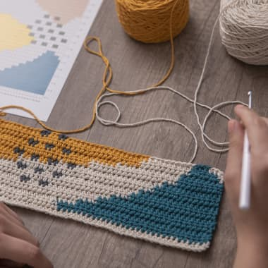 What Is Intarsia Crochet, and What Do You Need to Get Started?