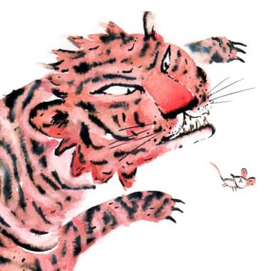 Proyecto Animalario: el diccionario ilustrado de animales en acuarela