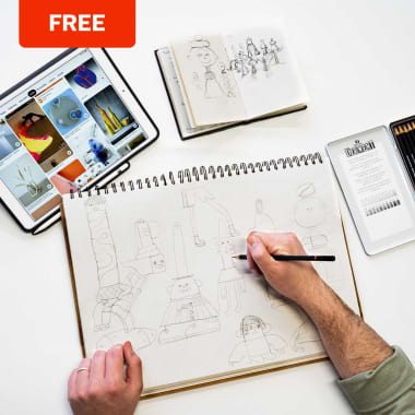 Free Guide for Designing 3D Characters