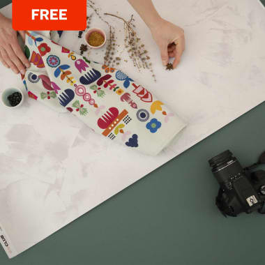 Free Guide: Styling your Products for a Home Photoshoot