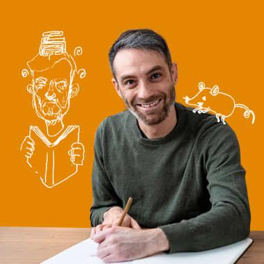 Draw Yourself: When Marco Mazzoni Drew to Prove He Wasn't Lying