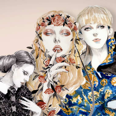 Essential Materials for creating Fashion Illustrations