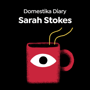 Watercolor artist Sarah Stokes shares her creative process in the latest Domestika Diary