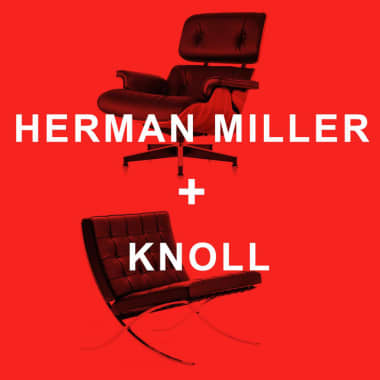 Herman Miller and Knoll: Two Design Powerhouses Become One