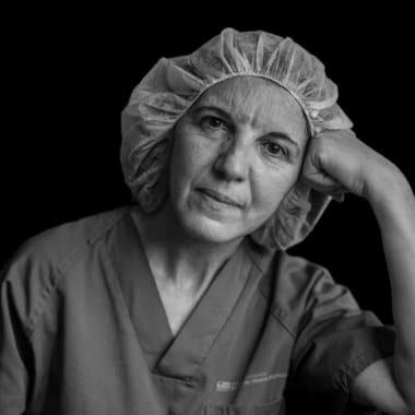 'Time to Heal': retratos emotivos e intimistas de profissionais de saúde