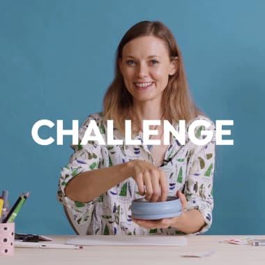 Dibujando platillos nacionales en Domestika Challenge