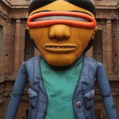 Graffiti and Art: OSGEMEOS Opens the Doors of Their Studio