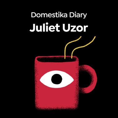 Meet Self-Taught Dressmaker Juliet Uzor, in this Domestika Diary
