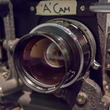 The NASA Lens That Ended Up in the Hands of Stanley Kubrick