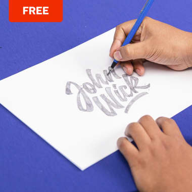 Free Calligraphy Exercises for Beginners