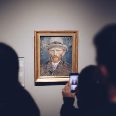 How Should I Look at Art When I Go To A Museum?