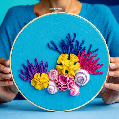 11 Online Courses For Learning Crochet From Scratch
