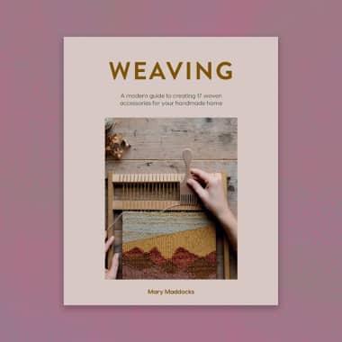 4 Inspiring Books for Starting Out in Weaving